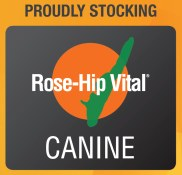 Stockist of Rose-Hip Vital Canine